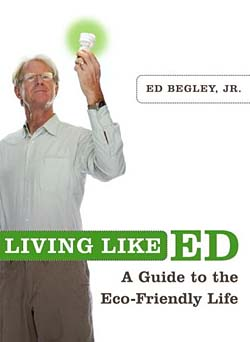 Living Like Ed: A Guide to the Eco-Friendly Life - AN AUTOGRAPHED COPY - Product Code LIVLIKEED