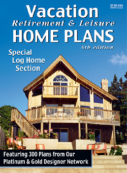 Vacation, Retirement and Leisure Plans at FamilyHomePlans.com