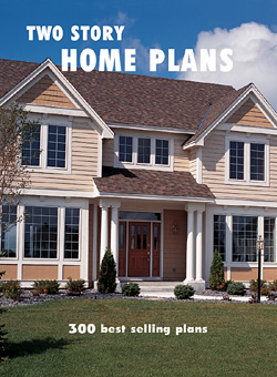 Two Story Home Plans at FamilyHomePlans.com