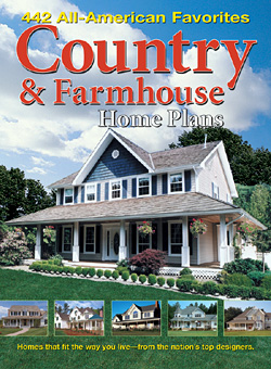 Country & Farmhouse Home Plans at FamilyHomePlans.com