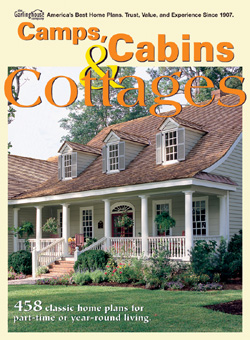 Camps, Cabins, and Cottages at FamilyHomePlans.com