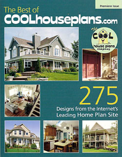The Best of COOLhouseplans.com at FamilyHomePlans.com