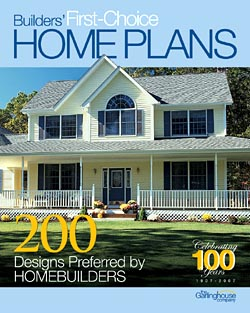 Plan book 175 familyhomeplans for 1st choice builders