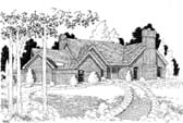Plan Number 10713 - 3847 Square Feet