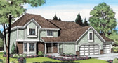 Plan Number 10809 - 2509 Square Feet
