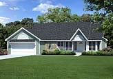 Plan Number 20056 - 1698 Square Feet