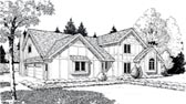 Plan Number 20135 - 2305 Square Feet