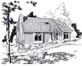 House Plan 20184