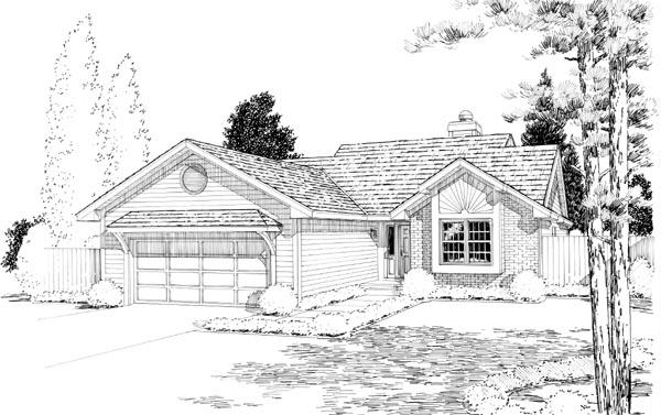 House Plan 20215