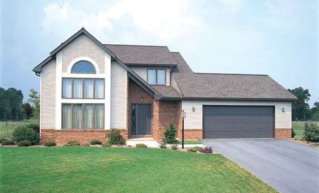 Contemporary, Traditional House Plan 20367 with 3 Beds, 3 Baths, 2 Car Garage Picture 1