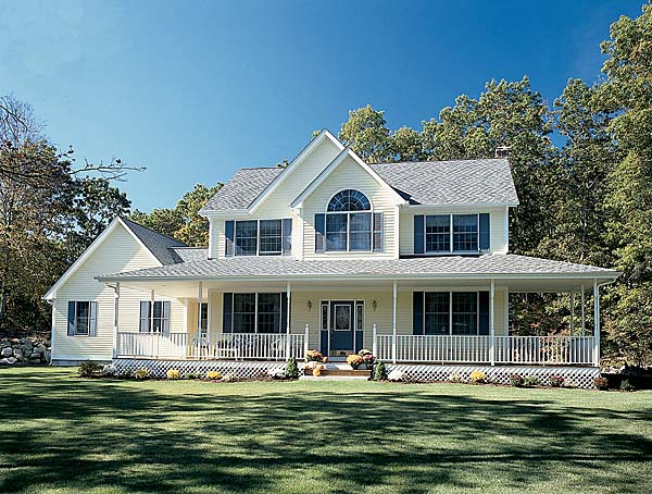 country farmhouse southern house plan 24245