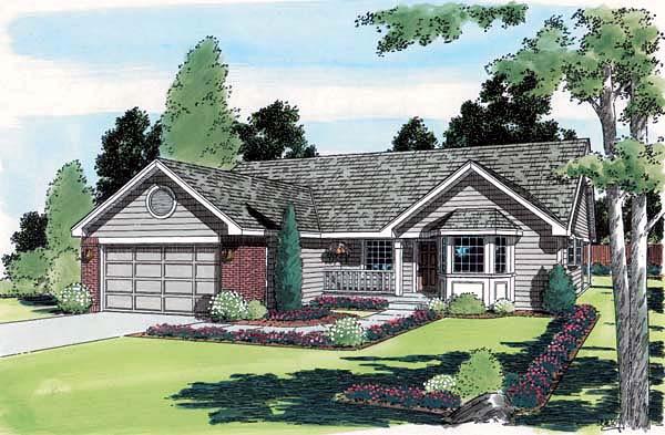 House Plan 24317