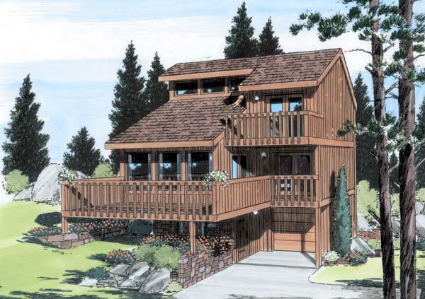 House Plan 24319