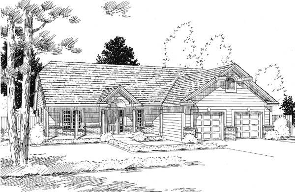 House Plan 24592