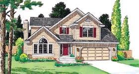 House Plan 24610