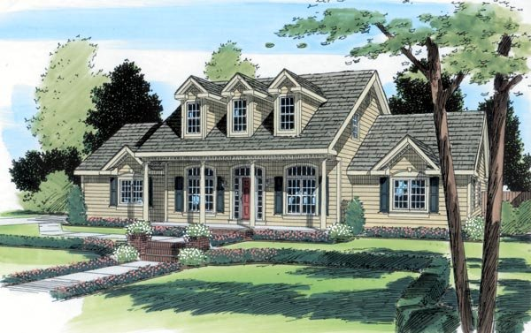 House Plan 24703 At