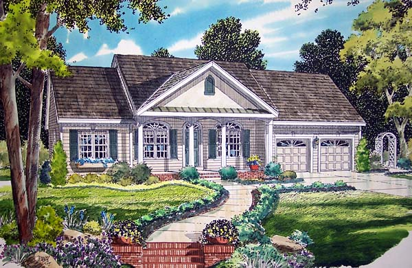House Plan 24717