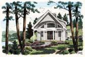 House Plan 24740