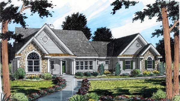 House Plan 24950