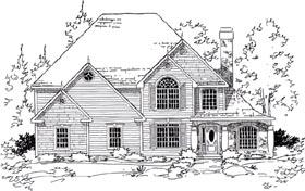 House Plan 24958