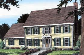 House Plan 24990