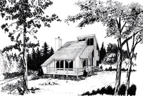 House Plan 26114