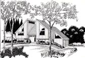 Plan Number 26115 - 1851 Square Feet