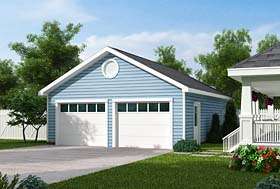 Featured Garage Plan