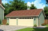 Garage Plan 30003