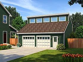 Garage Plan 30011