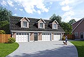 Garage Plan 30034