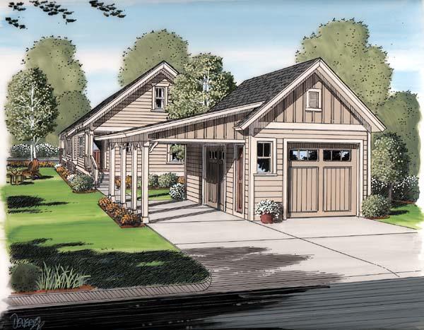 House Plan 30504 At