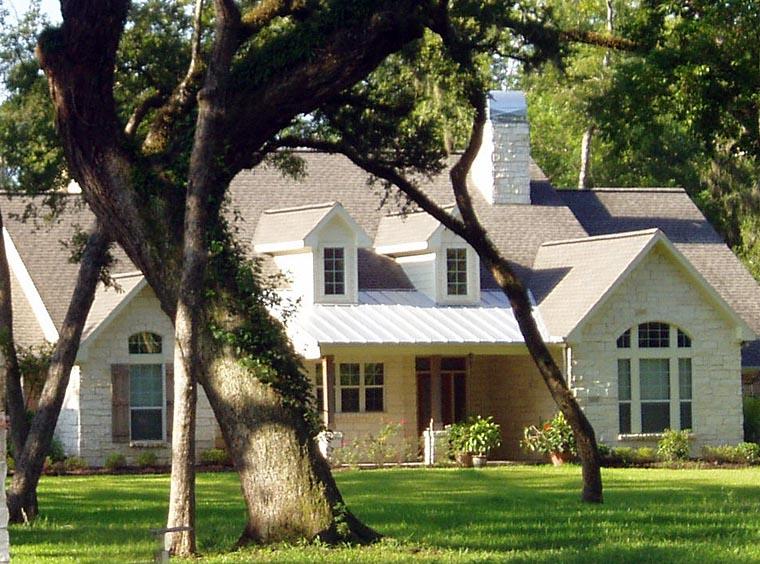 Craftsman European Farmhouse Ranch House Plan 30507