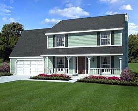 House Plan 34027