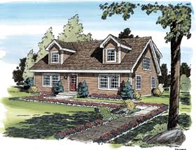 House Plan 34077 at FamilyHomePlanscom