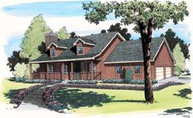 House Plan 34730
