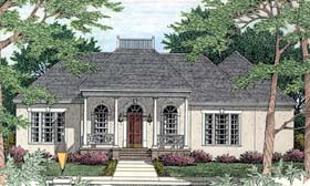 Plan Number 40027 - 1501 Square Feet