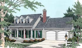 Plan Number 40029 - 1551 Square Feet