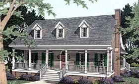 House Plan 40032
