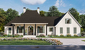 Plan Number 40051 - 3507 Square Feet