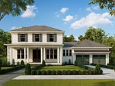 House Plan 40101