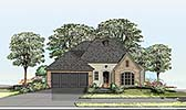 Plan Number 40301 - 1597 Square Feet