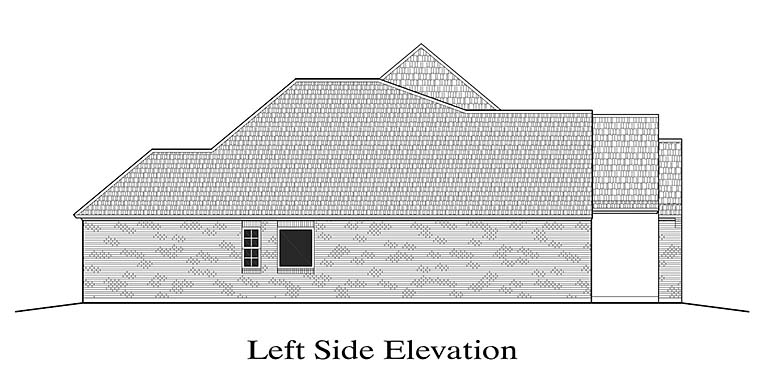 European, French Country House Plan 40303 with 3 Beds, 2 Baths, 2 Car Garage Picture 1
