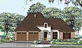 Plan Number 40304 - 1803 Square Feet