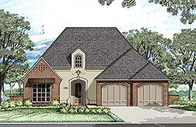 House Plan 40306