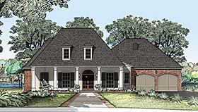 House Plan 40310