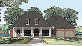 Plan Number 40310 - 2776 Square Feet