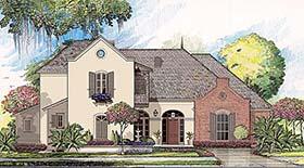 House Plan 40313