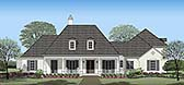 Plan Number 40316 - 3998 Square Feet