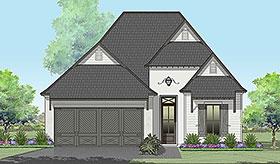 House Plan 40321
